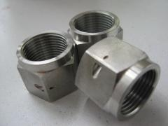 Bolt, nut manufacturing under the order
