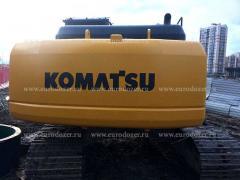 Crawler excavator KOMATSU 210-7K, 2003, OTL.sost