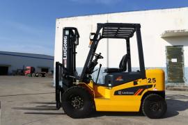 Diesel forklift LiuGong CPCD25 (g/p 2500 kg)