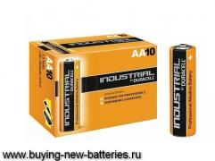 Engaged in the purchase of new batteries Duracell, Energizer, Duracell