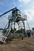 Equipment for concrete plants (RBU). Concrete plants. NSIB