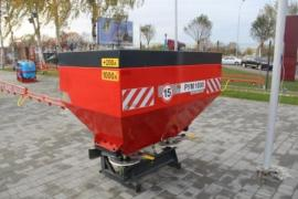 Fertilizer spreaders