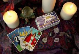 Fortune telling online. Love spell on the photo. Harmonization of relations