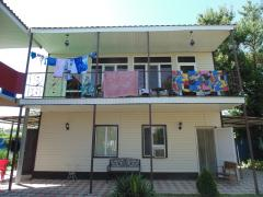 "Guest house in Kuchugury ""breeze"". The sea of Azov"