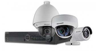 Installation and sale of video surveillance systems, access and security