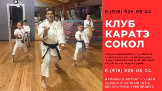 Каратэ для детей Ростов Западный Олимпия