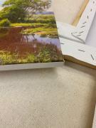Льняной холст для печати, Холсты для репродукций картин