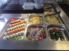 Lunch delivery, corporate food location of your