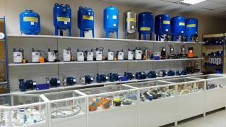 Насосы и насосное оборудование