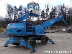 Перегружатель TEREX - FUCHS MHL 350, из Европы