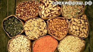 Perfect nuts wholesale with payment upon receipt
