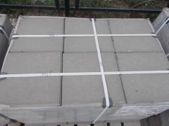 Плитка тротуарная 2К5 (250х250х50), 3К6, 6К3, 6К5, 6К7, 7К8, 8К1