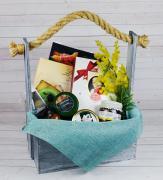 Подарочные корзины для женщин на 8 марта