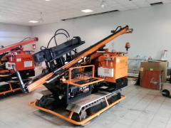 Продажа Б/У сваебойной установки GAYK модель HRE 1000 для дорожн