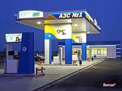 Provide services for construction of petrol stations
