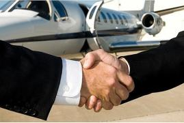 Rental of aircraft and helicopters in Moscow