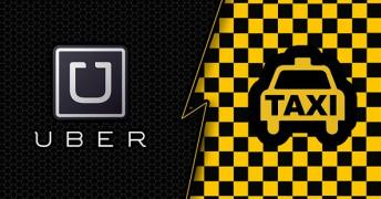Required drivers in UBER taxi