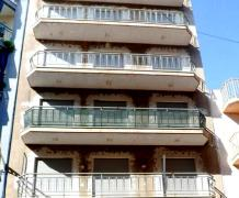 Sale hotel building under renovation in Benidorm, Spain