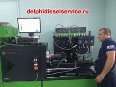 Scania HPI - Repair pump of nozzles