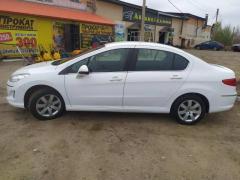 Selling car PEUGEOT 408 2013 onwards