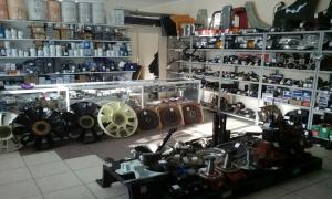 Selling spare parts for road construction machinery