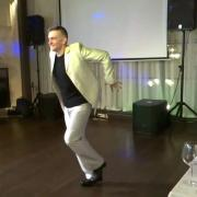Step,tap dance on the wedding