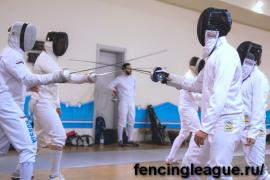 Teaching fencing for kids and adults