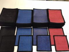 The MATS absorbent reusable for the entire season