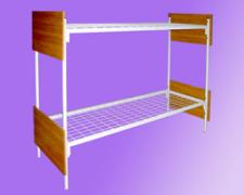 Three-tier metal beds, beds with welded mesh