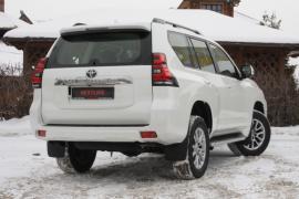 Toyota Land Cruiser Two thousand seventeen