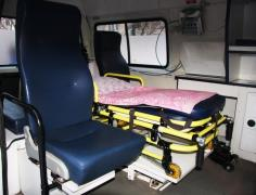 Transportation of bedridden patients