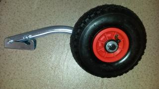 Транцевые колёса для лодок ПВХ