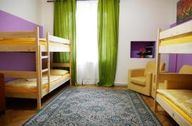 Welcome to cozy hostel in 5 minutes from Belorusskaya metro station