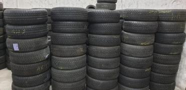 Wholesale of used tires from Poland